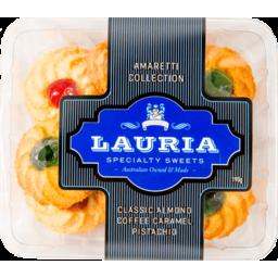 Photo of Lauria Amaretti Collection 190gm