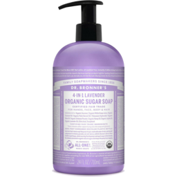 Photo of Dr. Bronner's Hand & Body Soap - Sugar Lavender