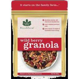 Photo of Brookfarm Wild Berry Granola 400g