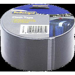 Photo of Sellotape Cloth Tape 24x4.5m
