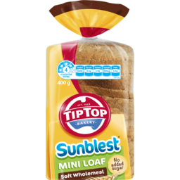 Photo of Tip Top Sunblest Wholemeal Mini Portrait