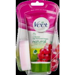Photo of Veet In Shower Cream Grape Oil 150ml