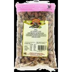 Photo of Yummy Australian Smoked Almonds 500g