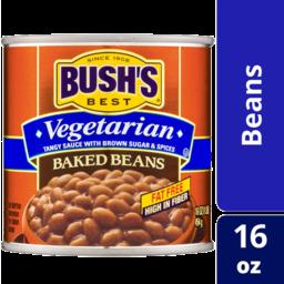 Photo of Bush's Vegetarian Baked Beans