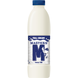 Photo of Masters Milk 1l Bottle