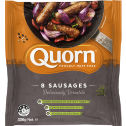 Photo of Quorn Sausages 8 Pack 336g