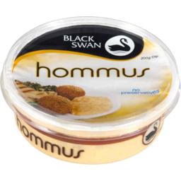 Photo of Black Swan Hommus Dip 200g