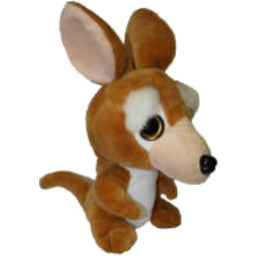 Photo of Plush Big Head Kangaroo