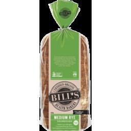 Photo of Bill's Bakery Medium Rye Sourdough Loaf (Sliced)