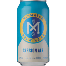 Photo of Mismatch Session Ale Cans