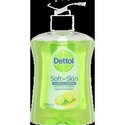 Photo of Dettol Liquid Hand Wash Refresh Pump 250ml