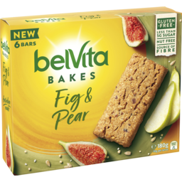 Photo of Belvita Bakes Fig & Pear 180g