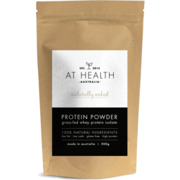 Photo of At Health Whey Protein Natural 500g