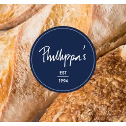 Photo of Phillipa's White S/Dough Sliced