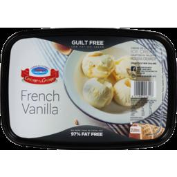 Photo of Talley's Ice Cream Gluten Free French Vanilla 2L