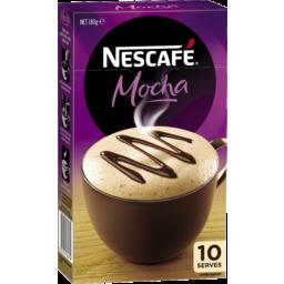Photo of Nescafe Cafe Menu Coffee Mixes Mocha 10pk 18g