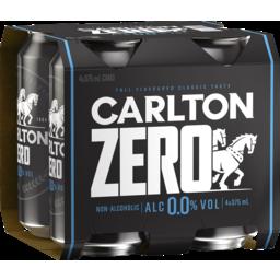 Photo of Carlton Zero Can