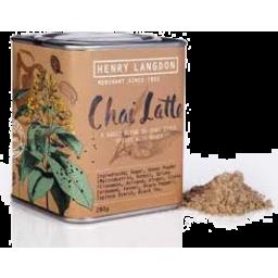 Photo of Henry Langdon Chai Latte 280g