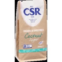 Photo of Csr Organic & Unrefined Coconut Sugar 250g