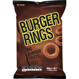 Photo of Burger Rings 90g