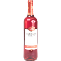 Photo of Beringer California Collect Red Moscato