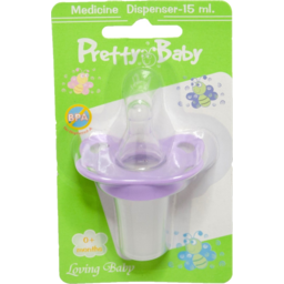 Photo of Pretty Baby Medicine Dispenser 40ml