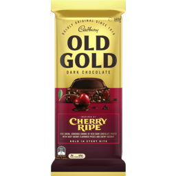 Photo of CAD OLD GOLD Cherry Ripe