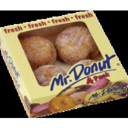 Photo of Mr. Donut Jam Donut 4pk
