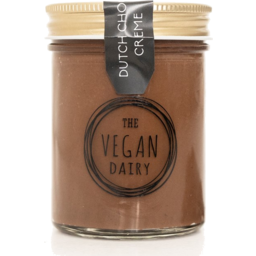 Photo of The Vegan Dairy Dutch Chocolate Crème
