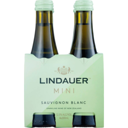 Photo of Lindauer Sauvignon Blanc 4 Pack