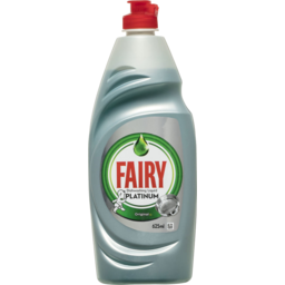 Photo of Fairy D/Wsh Liq Plat Org 625ml