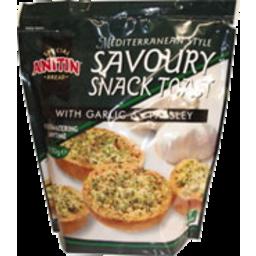 Photo of Anitin Snack Toast Garlic & Parsley 150g