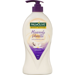 Photo of Palmolive Body Butter Heavenly Vanilla Moisturising Body Wash Recyclable 750ml