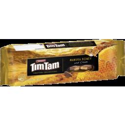 Photo of Arnott's Tim Tam Manuka Honey & Cream 160g
