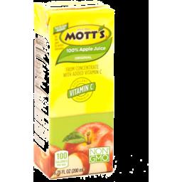 Photo of Mott's 100% Apple Juice