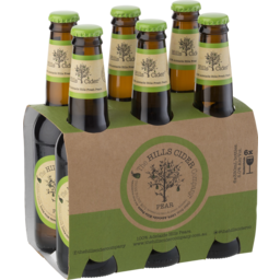 Photo of Hills Cider Company Pear Cider Stubbies