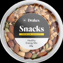 Photo of Drakes Snacks Healthy Energy Mix Tub 230g