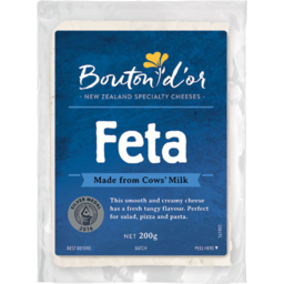 Photo of Bouton D'or Cheese Feta 200g