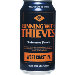 Photo of Running With Thieves West Coast Ipa Can