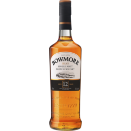Photo of Bowmore 12yo Scotch Whiskey