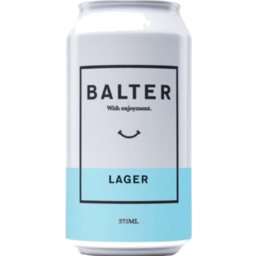 Photo of Balter Lager 375ml