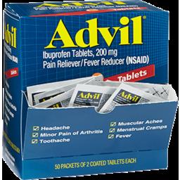 Photo of Advil Dispenser
