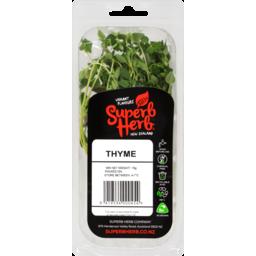Photo of Superb Herb Fresh Herb Range Thyme 15g