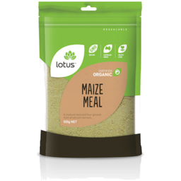 Photo of Lotus - Maize Meal - 500g