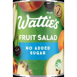 Photo of Watties Fruit Salad Lite With No Added Sugar 400g