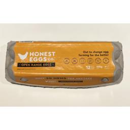 Photo of Honest Eggs Free Range 600gm