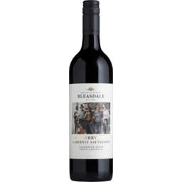 Photo of Bleasdale MullBerry Langhorne Creek Cabernet Sauvignon 750ml
