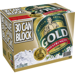 Photo of Tooheys Gold Bitter Cans