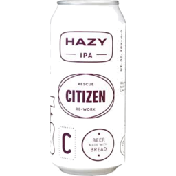 Photo of Citizen Beer Hazy IPA 440ml