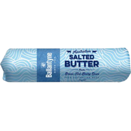 Photo of Ballantyne Australian Salted Rolled Butter 250gm